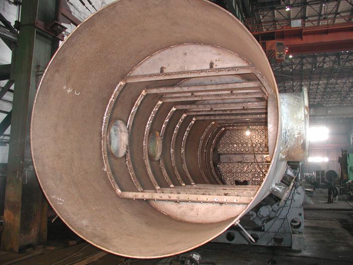 Колонное теплообменное и ёмкостное оборудование цена промывка теплообменников газовых колонок